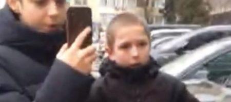 """""""Я тебя порежу!"""": обнаглевшие подростки в центре Киева шокировали своим поведением"""