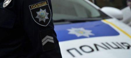 """ЧП в Борисполе: вооруженный """"гонщик"""" грозился убить себя при попытке задержания. ВИДЕО"""