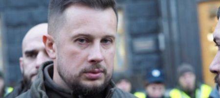 Постреливают, убивают - так наш президент комментирует войну на Донбассе, - Андрей Билецкий