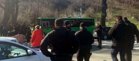 Нападение на Сивохо: полиция задержала 15 человек, участвовавших в стычке