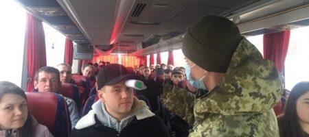 В Украину за сутки вернулись 26 тысяч человек