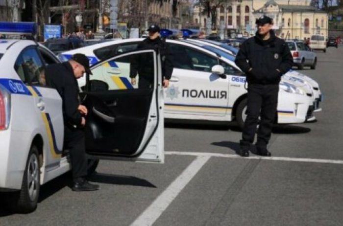 Киев окружили блокпостами