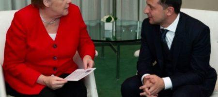 Зеленский договорился с Меркель о кредите в 150 млн евро на борьбу с коронавирусом