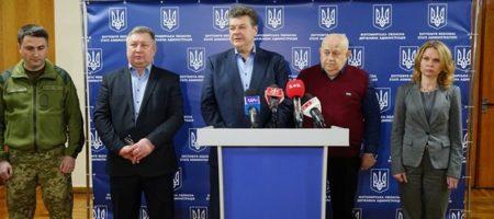 В одном из городов Житомирщини ввели чрезвычайную ситуацию из-за коронавируса