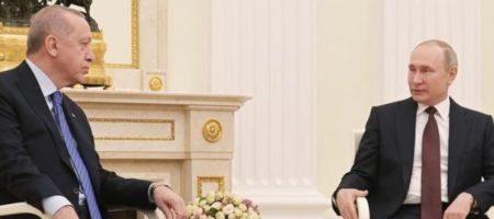 Стали известны результаты жестких переговоров между Путиным и Эрдоганом