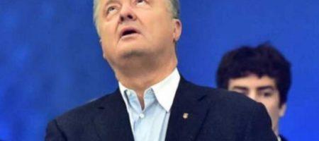 «Пьяный» Порошенко вызвал переполох в эфире: скандальный кадр