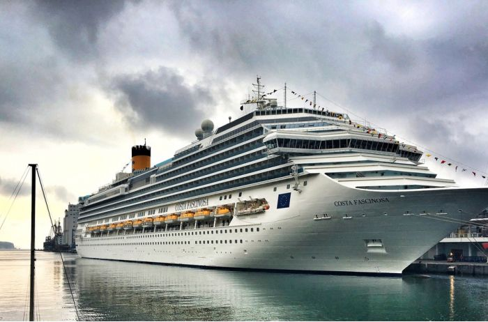В Италии на круизных лайнерах остаются заблокированными 35 украинских туристов
