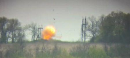 """Операция """"месть"""": на Донбассе ВСУ атаковали боевиков. ФОТО"""