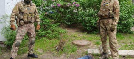 На Луганщине во время передачи секретных данных задержан агент ФСБ РФ