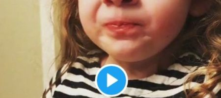 ВИДЕО мастерского притворства девочки покорило соцсети