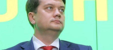 Украина будет возвращать Крым: у Разумкова есть план