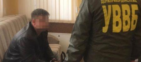 На Винничине задержали офицера из РФ за попытку подкупа пограничника