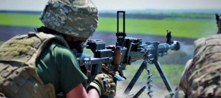 На Донбассе боевики открыли огонь по позициям ВСУ и поплатились