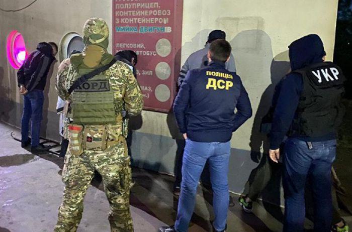 На Одесщине полиция задержала банду киллеров-иностранцев