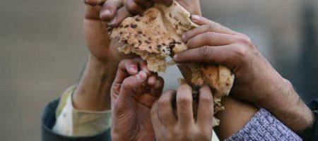 Пандемия коронавируса превратилась в пандемию голода