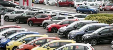 В Украине резко вырос спрос на подержанные автомобили