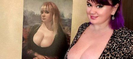 """Грудь, которой завидуют все: Мисс Украина поделилась """"горячим"""" кадром"""