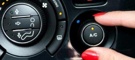 Три опасных ошибки при использовании автомобильного кондиционера