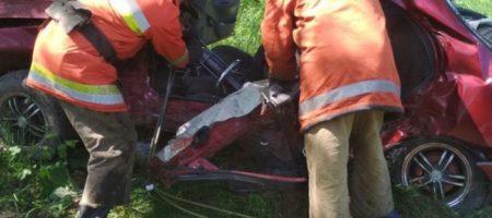 Жуткое ДТП на Житомирщине: 23-летний водитель убил троих взрослых людей и младенца