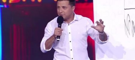 Зеленский объяснил свою шутку об Украине и порноактрисе