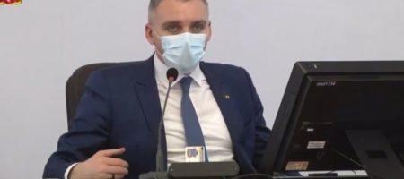 Мэр Николаева показал депутатам один неприличный жест (ВИДЕО)