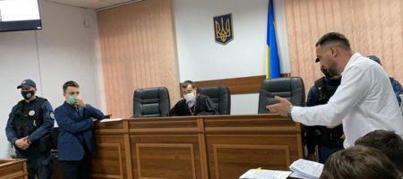 Стало известно, каким ножом активист Стерненко зарезал мужчину в Одессе