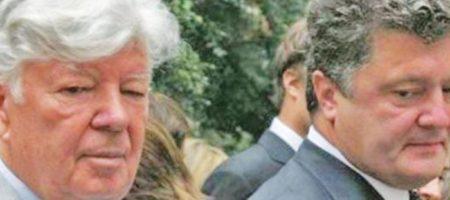 Помер батько Петра Порошенко