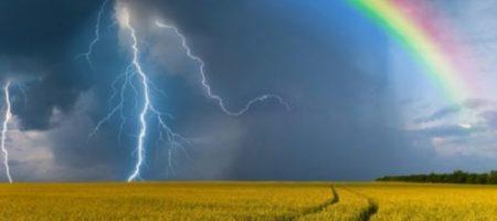 17 июня по всей Украине будет жара и грозы