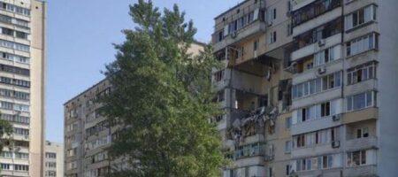 Плакала и просила спасти маму: 18-летняя киевлянка чудом выжила, но потеряла всю семью при взрыве на Позняках