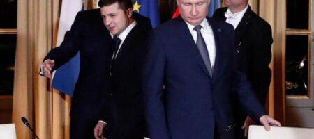 Зеленский рассказал, планирует ли добиться доверия у Путина
