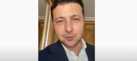 """Зеленский обратился к дальнобойщикам: """"Вы, ребята - засранцы!"""" ВИДЕО"""