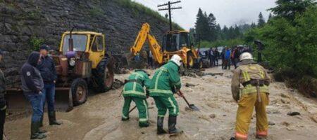 На Прикарпатье назвали предварительную сумму ущерба от паводка