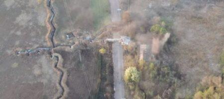 И полетела «ответочка». На Донбассе уничтожена минометная позиция оккупантов (ВИДЕО)
