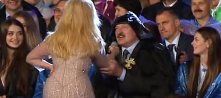 """Лукашенко лихо отплясывал с Повалий под """"Ти ж мене підманула"""": что отмечал Батька (ВИДЕО)"""
