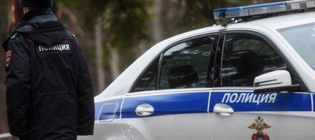 В Москве мужчина начал стрелять по полицейским