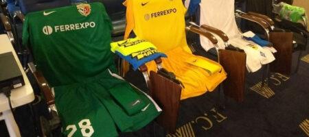 Динамо — Ворскла: команды выбрали цвета формы на финал Кубка Украины
