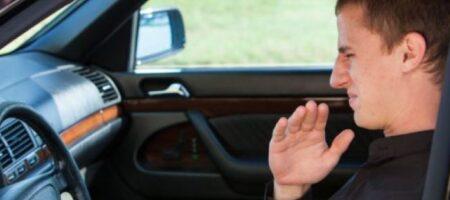 Как быстро избавиться от неприятного запаха в салоне авто