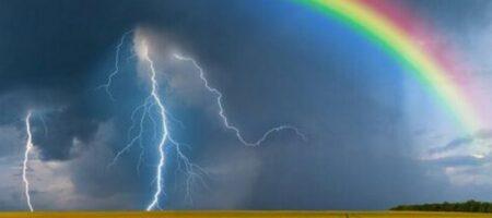 Атмосферный фронт несет в Украину мощный ливень: какие области пострадают