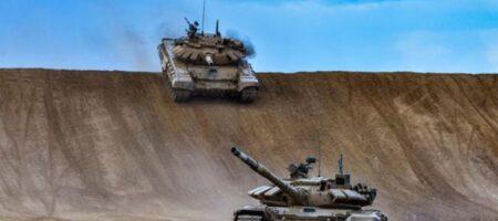 РФ внезапно подняла по тревоге войска