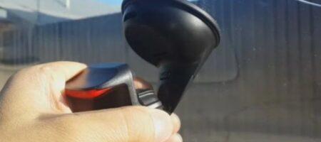 Что делать, чтобы присоска не отпадала от стекла авто