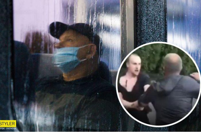 Во Львове подрались из-за замечания о маске (ВИДЕО)