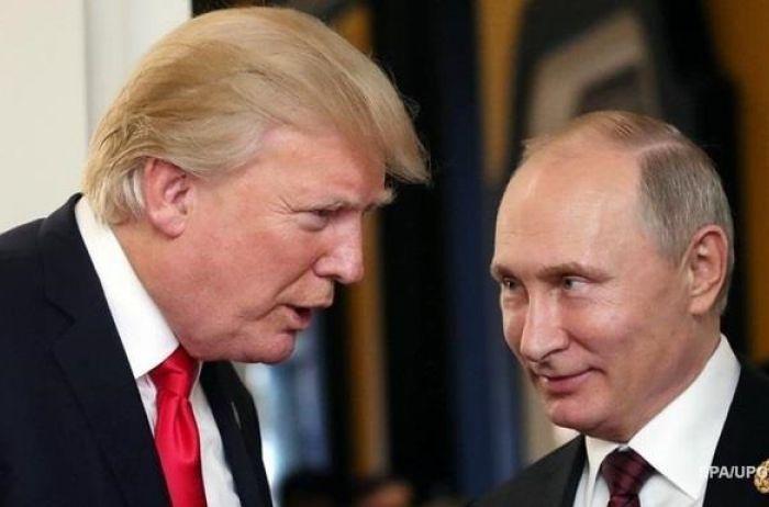 Гонка вооружений стала главным вопросом беседы Трампа и Путина