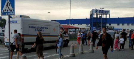 На Львовщине «заминировали» ТРЦ: проводится срочная эвакуация людей