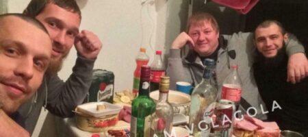 «Рай для задержанных»: в Сети показали шикарную вечеринку в Ужгородском СИЗО