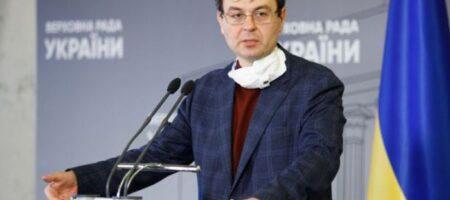 Глава финкомитета Рады Гетманцев болен COVID-19