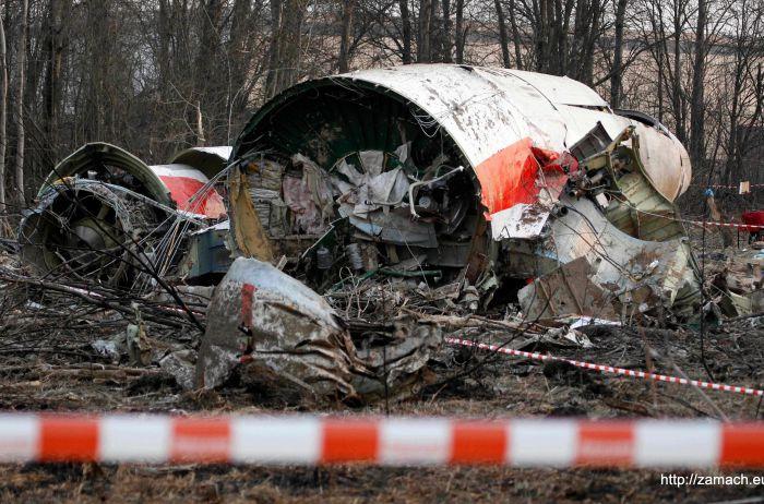 Крушение самолета Качиньского: эксперты доказали вину РФ