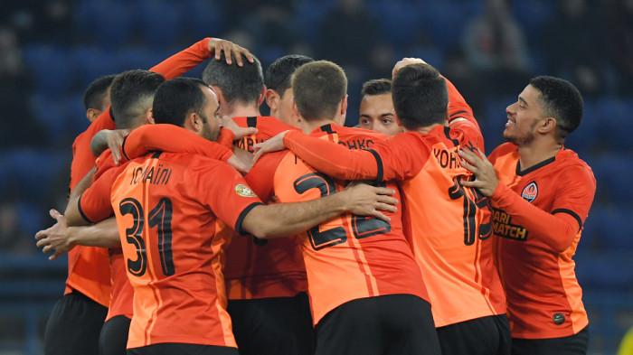 Ответный матч Лиги Европы против Вольфсбурга Шахер сыграет в Украине