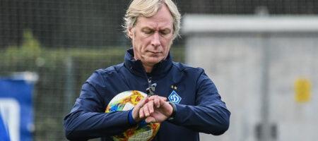 Динамо уволило Михайличенко