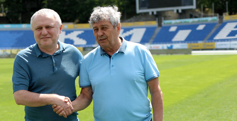 Луческу подал в отставку с поста тренера Динамо — СМИ