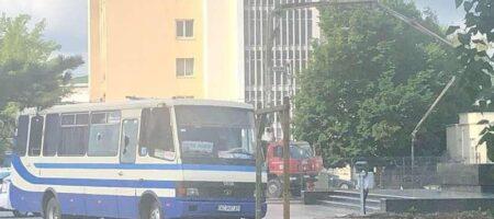 Стали известны детали захвата заложников в Луцке (ВИДЕО)